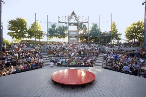 As You Like It with the Idaho Shakespeare Festival
